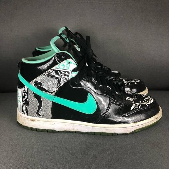Nike Dunk High Prm Dontrelle Willis